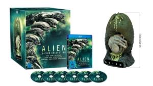Alien 1-6 Collection - Special-Edition mit Alien-Ei-Figur (exklusiv bei amazonde) (1)