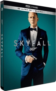 James Bond Skyfall 4K Slteebook Frankreich