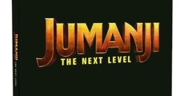 Jumanji The Next Level steelbook