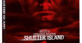 Shutter Island 4K Steelbook