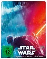 Star Wars Der Aufstieg Skywalkers Steelbook