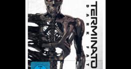 Terminator dark fate 4k steelbook