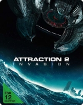 Attraction 2: Invasion - Limited SteelBook