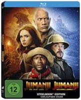 Jumanji: The Next Level / Jumanji: Willkommen im Dschungel (Exklusiv bei Amazon.de)