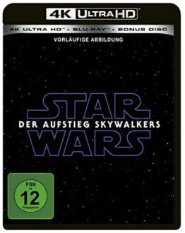 Star Wars: Der Aufstieg Skywalkers 4K Steelbook