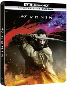 47 Ronin 4KUHD Steelbook