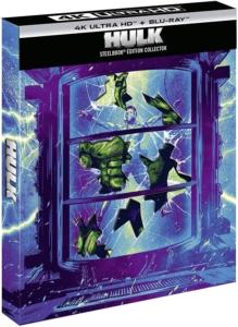 Hulk Collectors Steelbook Edition