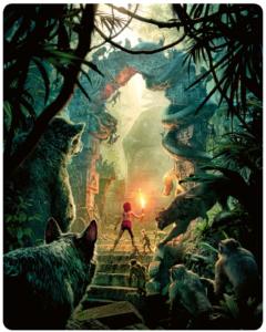The Jungle Book 4K Zavvi Steelbook