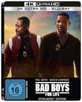 Bad Boys for Life - UHD + Blu-ray Steelbook