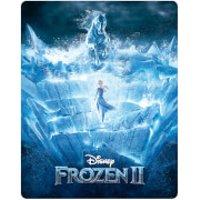 Disney's Frozen 2 – 4K Ultra HD Zavvi Exclusive Steelbook