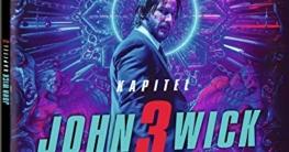 John Wick: Kapitel 3 - 4K UHD Steelbook
