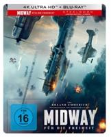 Midway - Für die Freiheit UHD 4K Steelbook
