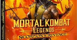 Mortal Kombat Legends FR Steelbook