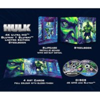 Hulk (2003) - Zavvi Exclusive 4K Ultra HD Steelbook