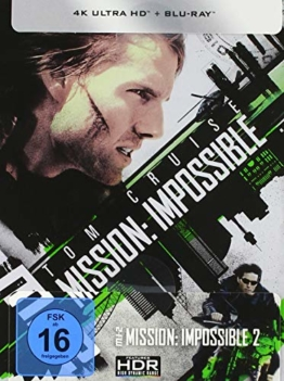 M:I-2 - Mission: Impossible 2 - 4K Steelbook