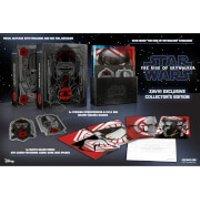Star Wars: Der Aufstieg Skywalkers - Zavvi Exklusive 3D Limited Edition Steelbook Sammleredition