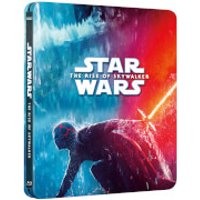 Star Wars: Der Aufstieg Skywalkers - Zavvi Exklusives 3D Limited Edition Steelbook