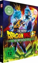 Dragonball Super: Broly Steelbook