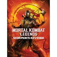 Mortal Kombat Legends: Scorpion's Revenge - Limited Edition Steelbook
