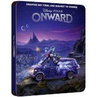 Onward - Zavvi Exclusive 4K Ultra HD Steelbook