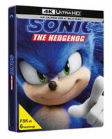 Sonic the Hedgehog limitiertes 4K Steelbook