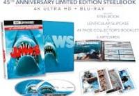 Der weisse Hai - Zavvi Exklusives 4K Ultra HD Sammler Edition Steelbook