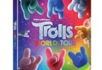 Trolls World Tour - Zavvi Exklusives 3D Steelbook