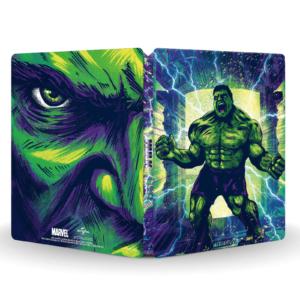 Hulk Zavvi Steelbook