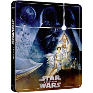 Star Wars Episode IV – Eine neue Hoffnung Zavvi 4K Steelbook