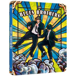 The Blues Brothers 4K Zavvi Steelboo