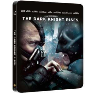 The Dark Knight Rises Steelbook