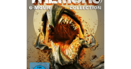 Tremors 6-Movie Collection Steelbook