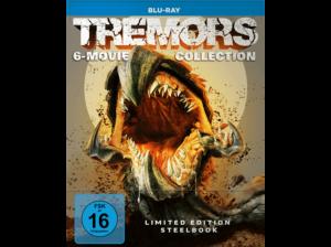 Tremors 6-Movie Collection Steelbook