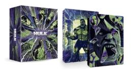 Hulk 4K Steelbook Deluxe Collection