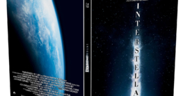 Interstellar 2-Disc Zavvi Steelbook