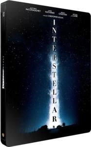 Interstellar Blu-ray Steelbook