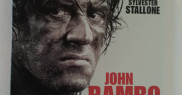 John Rambo Steelbook Vorderseite