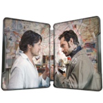 Sherlock Holmes 2 Spiel im Schatten - Zavvi Exklusives 4K Ultra HD Steelbook Innenseite