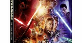 Star Wars Episode VII Das Erwachen der Macht 4K Steelbook
