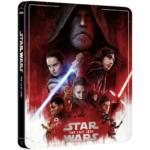 Star Wars Episode VIII Die letzten Jedi - Zavvi Exklusives 4K Ultra HD Steelbook