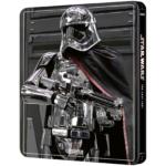 Star Wars Episode VIII Die letzten Jedi - Zavvi Exklusives 4K Ultra HD Steelbook Rückseite