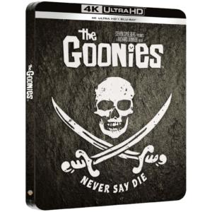 The Goonies - Zavvi Exklusives 4K Ultra HD Steelbook
