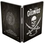 The Goonies - Zavvi Exklusives 4K Ultra HD Steelbook Aussenseite
