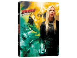 Sharknado 2-Limited Steel Edition (Blu-ray+DVD)