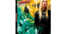 Sharknado 2-Limited Steel Edition (Blu-ray+DVD)