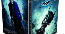 Batman the dark knight steelbook