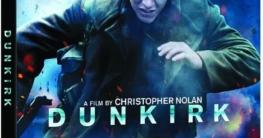 Dunkirk Blu-ray Steelbook Frankreich