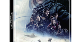 Rogue One A Star Wars Story - 4K Steelbook Vorderseite
