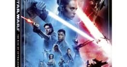 Star Wars Episode IX Der Aufstieg Skywalkers Steelbook Vorderseite
