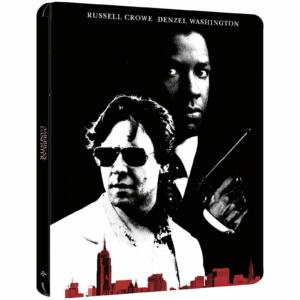 American Gangster 4K Steelbook Vorderseite